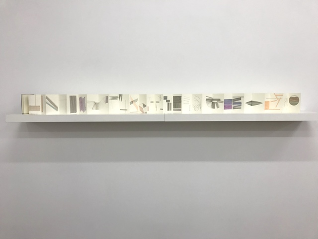 , 'Untitled Books,' 2018, Mindy Solomon Gallery