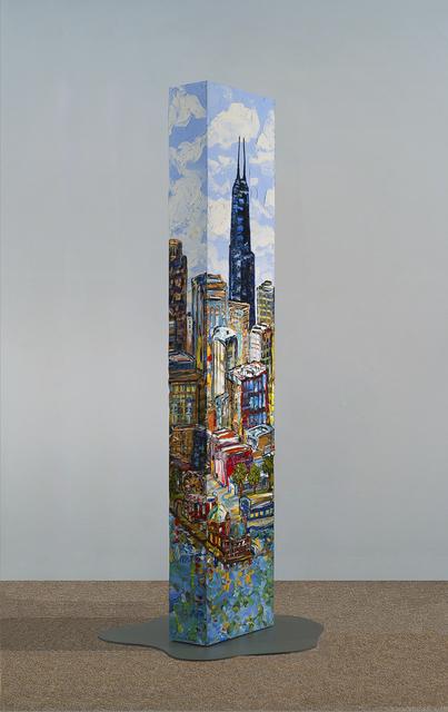 , 'Chicago Tower,' 2018, Gallery Sausalito