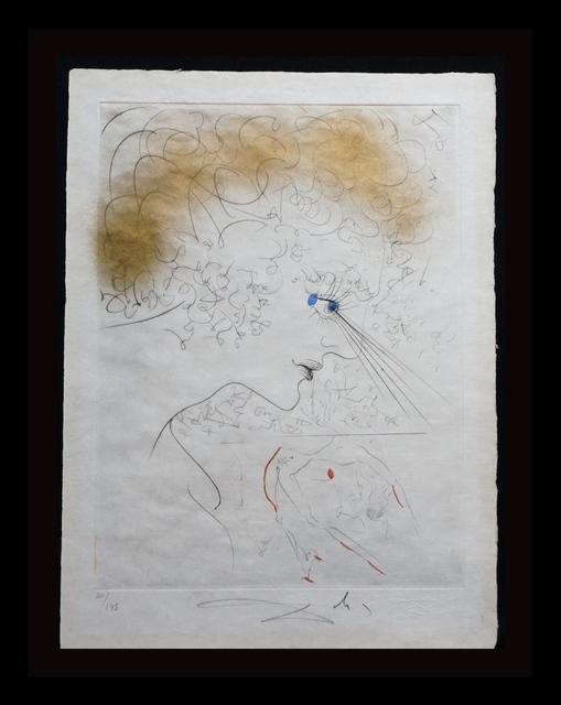 Salvador Dalí, 'La Venus aux Fourrures The Head', 1968, Fine Art Acquisitions