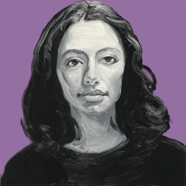, 'Woman no. 4,' 2019, Nancy Toomey Fine Art