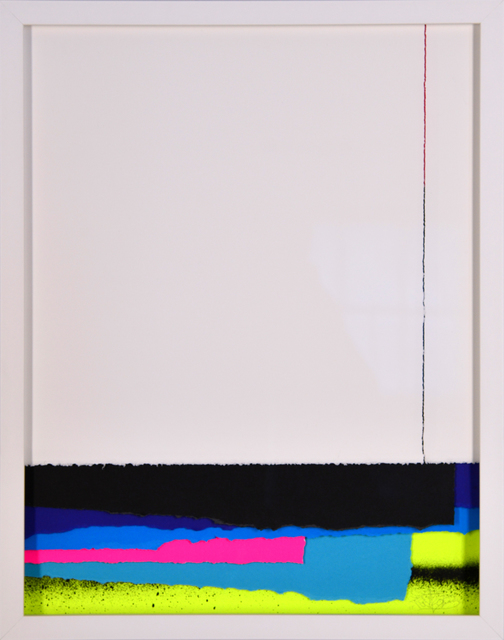 , 'Fault 1,' 2018, KOLLY GALLERY