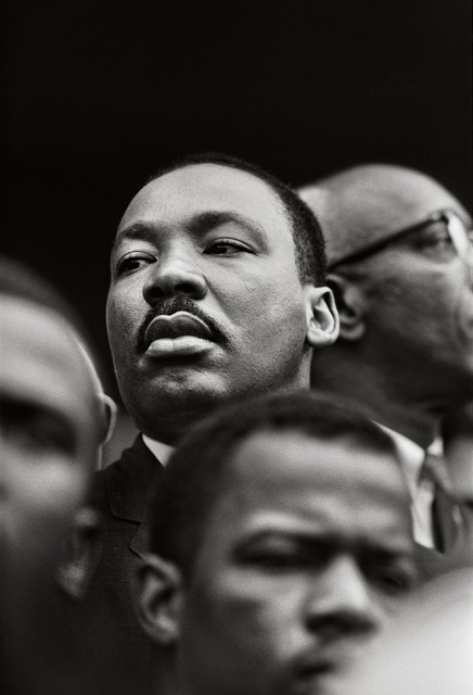, 'Martin Luther King Jr., Selma, Alabama,' 1965, Fahey/Klein Gallery