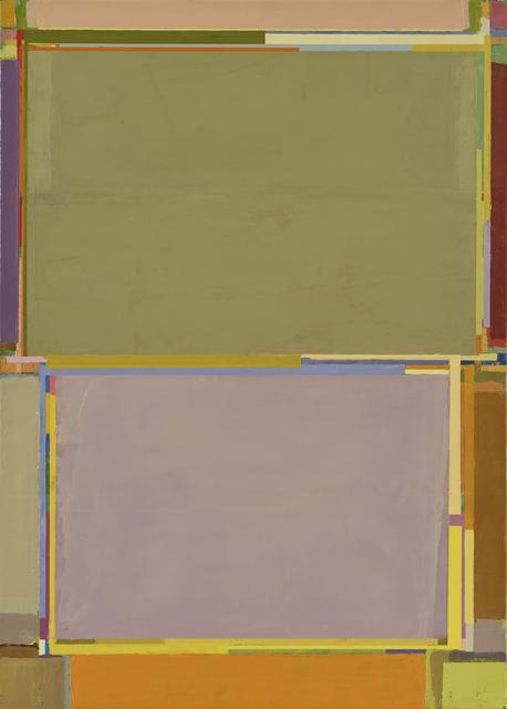 , 'Möbel und Schranken 81,' 2014, PIFO Gallery
