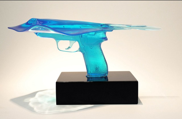 , 'Raygun (ED. of 30),' 2014, Joseph Gross Gallery