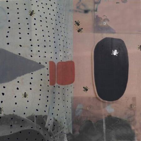 Silvia Poloto, 'Bugs', 2020, Painting, Mixed Media on Panel, EDNA Contemporary