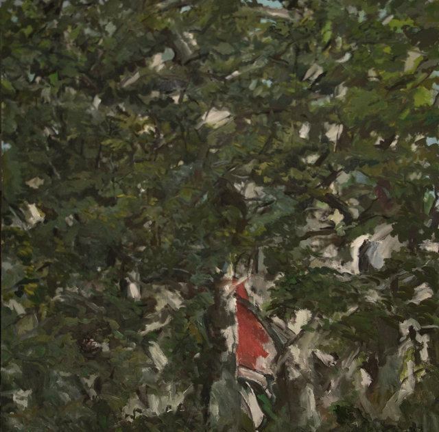 , 'Little Red,' ca. 2016, MM Fine Art
