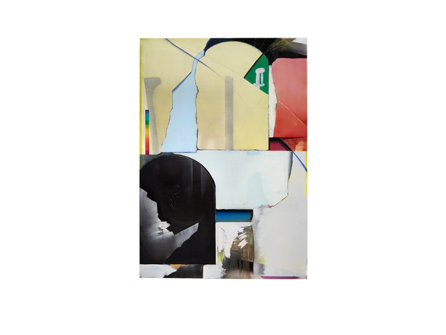 ", '""Cairo (Intermediate Period)"",' 2016, Kunstraum Innsbruck"