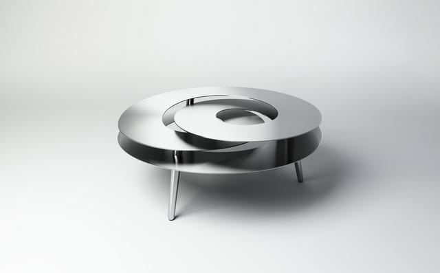 Janne Kyttanen, 'Rollercoaster Medium Table (Original)', 2014, Gallery ALL