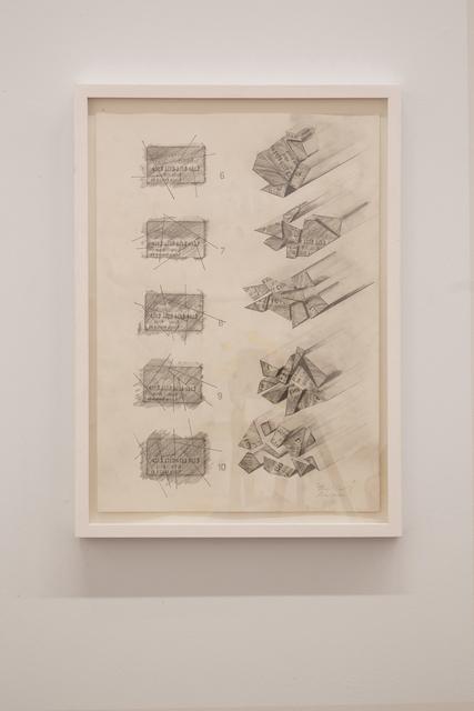, 'Direct Debit,' 2018, Galleria Fumagalli