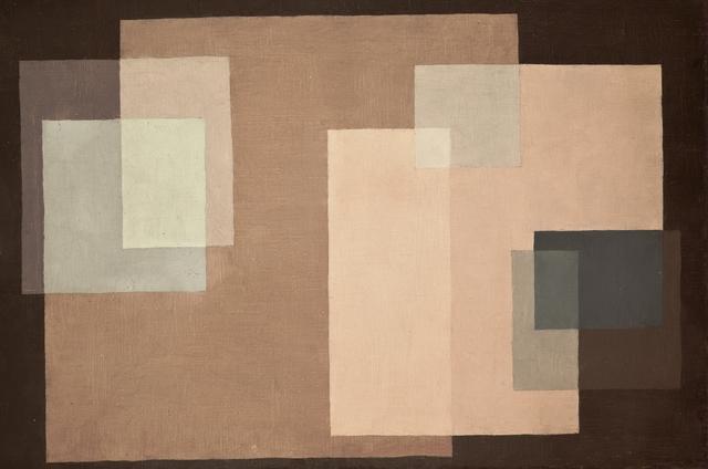 , 'Monocromatic,' 1958, Jorge Mara - La Ruche