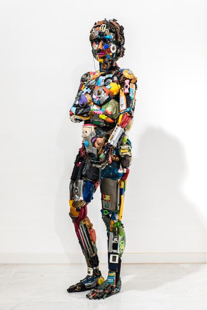 , 'Ragazza con telefono,' 2012, SimonBart Gallery