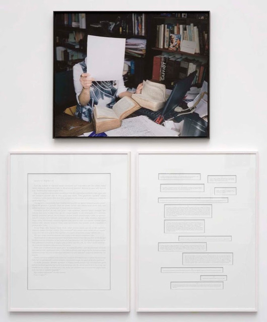 Sophie Calle, 'Take care of yourself. Latinist, Anne Marie Ozanam', 2007, Perrotin