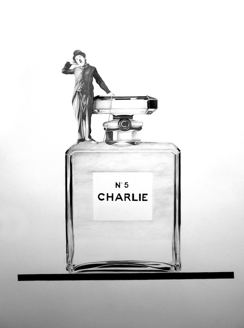 , 'Charlie no. 5 bottle,' 2013, Imitate Modern