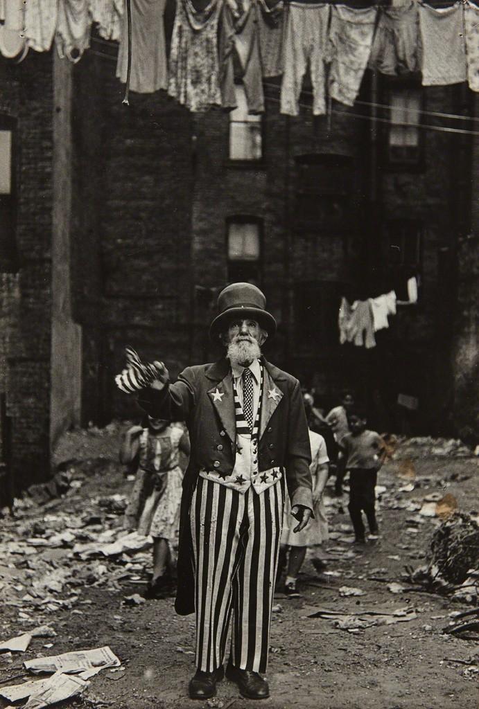 Max Maxwell Landar, Uncle Sam, N.Y.C.