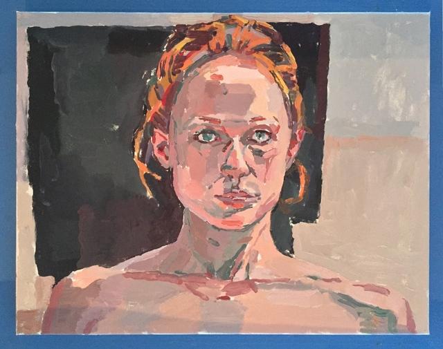 Graham Nickson, 'Astronaut', 2000, Betty Cuningham
