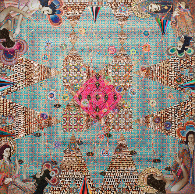 , 'Les Femmes D'Alger #68,' 2016, Lawrie Shabibi
