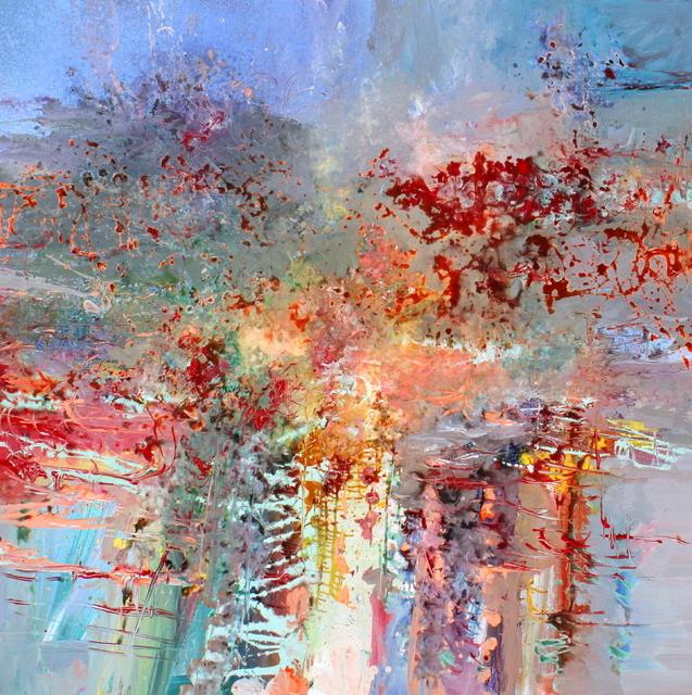 , 'Anton Bruckner, Symphony No. 1,' 2018, Madrona Gallery