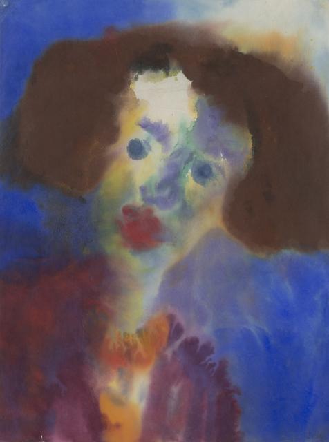 , 'Head of Ada, the Artist's Wife,' , Galerie St. Etienne