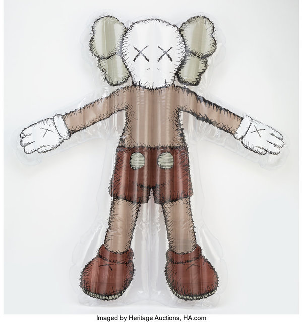 KAWS, 'KAWS: Holiday Floating Bed', 2018, Sculpture, Painted cast resin, Heritage Auctions