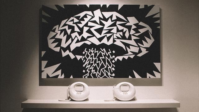 , 'Disruption,' 2015, Marie Baldwin Gallery