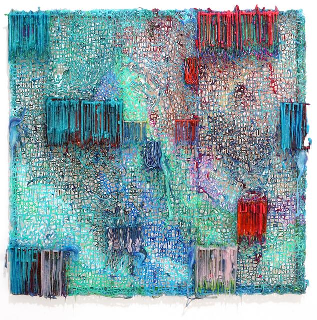 , 'Fibrous Aura,' 2017, MAKASIINI CONTEMPORARY
