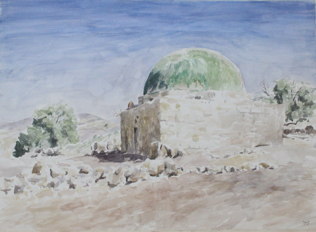, 'Makam in Nabi Saleh, Dura, Hebron,' 2013, Al Ma'mal Foundation for Contemporary Art
