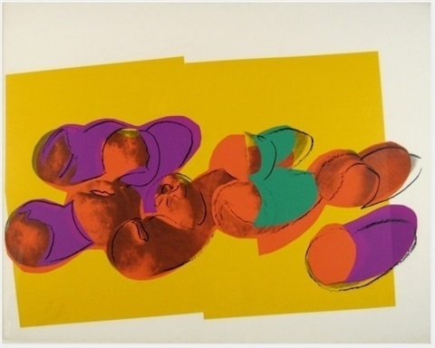 , 'Unique Space Fruit - Peaches,' 1979, HG Contemporary