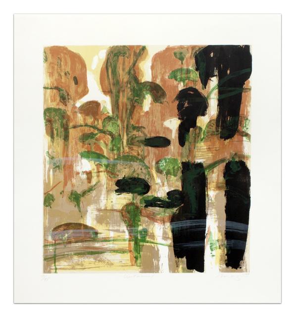 Michael Mazur, 'Autumnal', 2000, Elizabeth Clement Fine Art