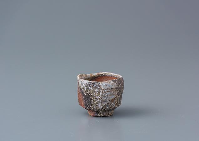 , 'Sake cup, yohen natural ash glaze,' , Pucker Gallery