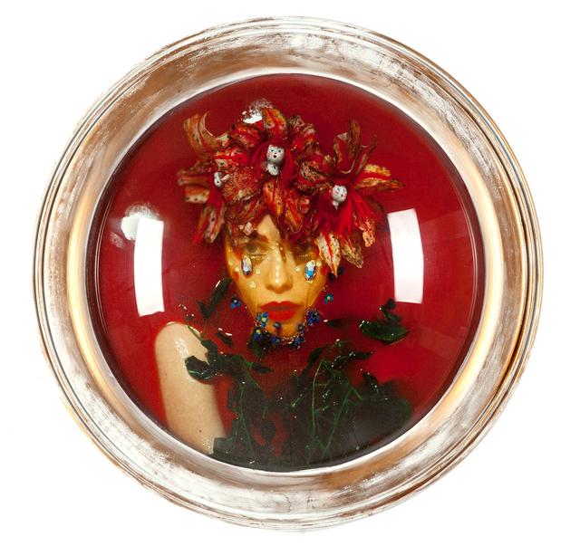 , 'The scarlet flower,' 2015, Anna Nova Gallery
