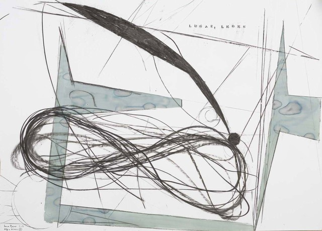 , 'Anjo e Boneco Series, 10 - Lugar, leões,' 2013, Anita Schwartz Galeria de Arte