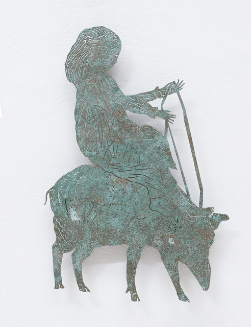, 'Walking Pig (small),' 2004, Pace Gallery
