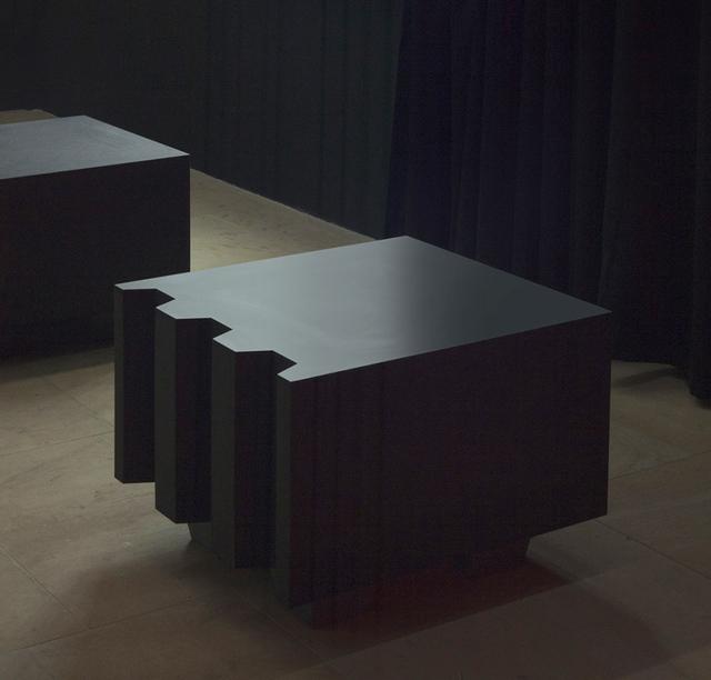 Alona Rodeh, 'Reading Bollard', 2019, Christine König Galerie