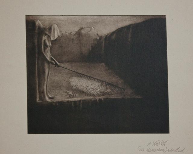 , 'Das Menschenschicksal,' 1903, Studio Mariani Gallery