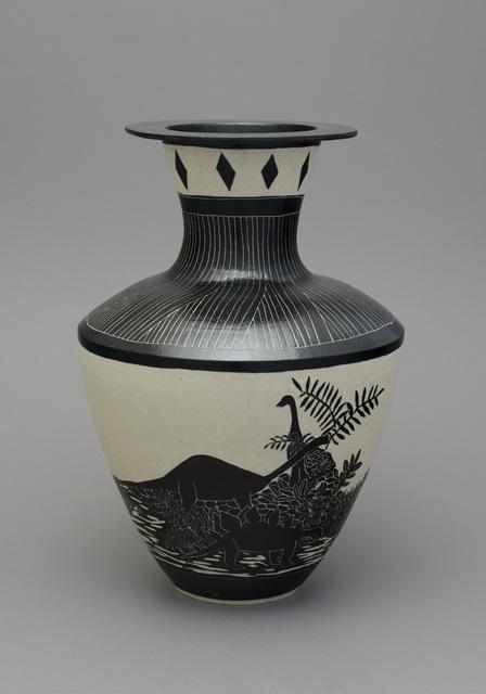 Shio Kusaka, '(dinosaur 19)', 2014, Gagosian