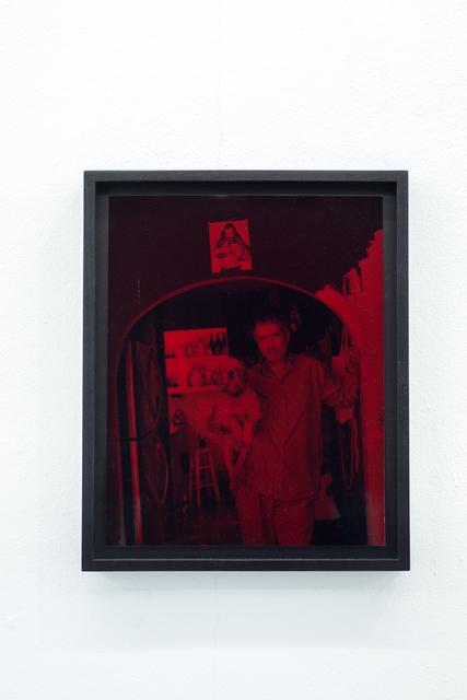, 'Raymond Pettibon (rot), Los Angeles 2008,' 2015, Galerie Elisabeth & Klaus Thoman