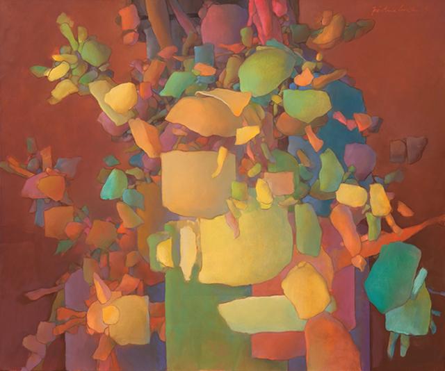 , 'Borrokos (The Agitators),' 2014, Callan Contemporary