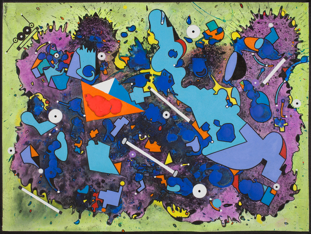 , 'FALLING SKY: OUTBREAK II,' 2014, Arthur Roger Gallery