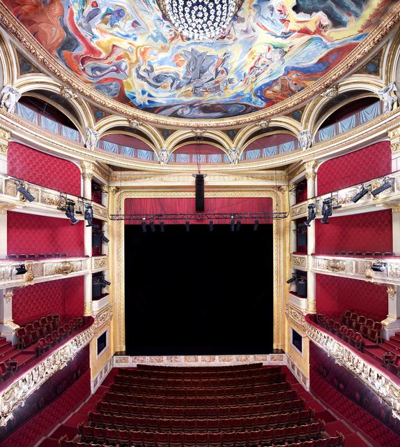 Candida Höfer, 'Théâtre de l'Odéon Paris II 2018', 2018, VNH Gallery