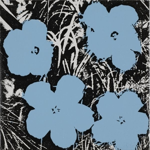 , 'Flowers,' 1964, Mark Moore Fine Art