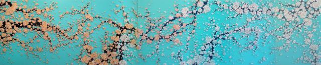 , 'Healing Blossoms,' 2012, Leila Heller Gallery