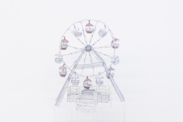 , 'Grande roue,' 2016, Art Mûr