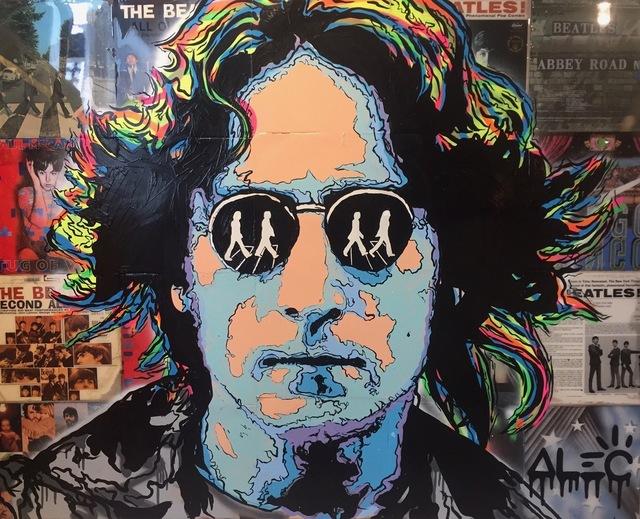 Alec Monopoly, 'John Lennon', 2017, ArtLife Gallery