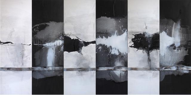 , 'Coup I, II,III,IV,V, VI,' 2017, Walter Wickiser Gallery
