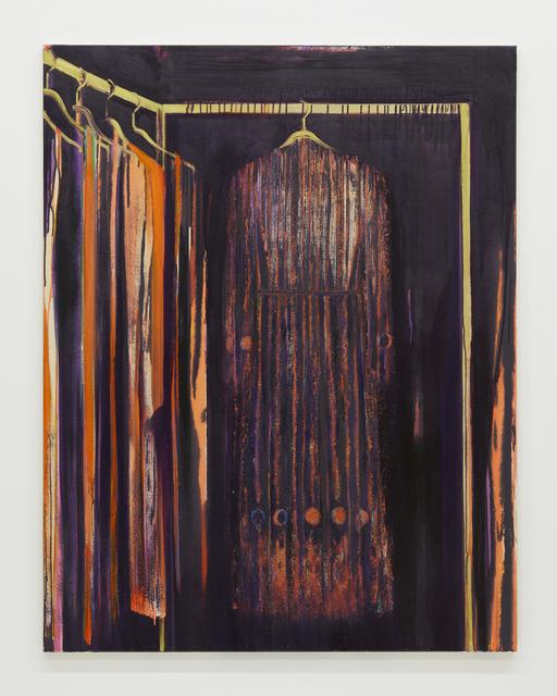 , 'Moon dress closet,' 2018, Tomio Koyama Gallery
