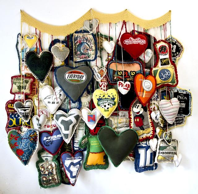 , 'Corações de verão,' 2014, Luciana Caravello Arte Contemporânea