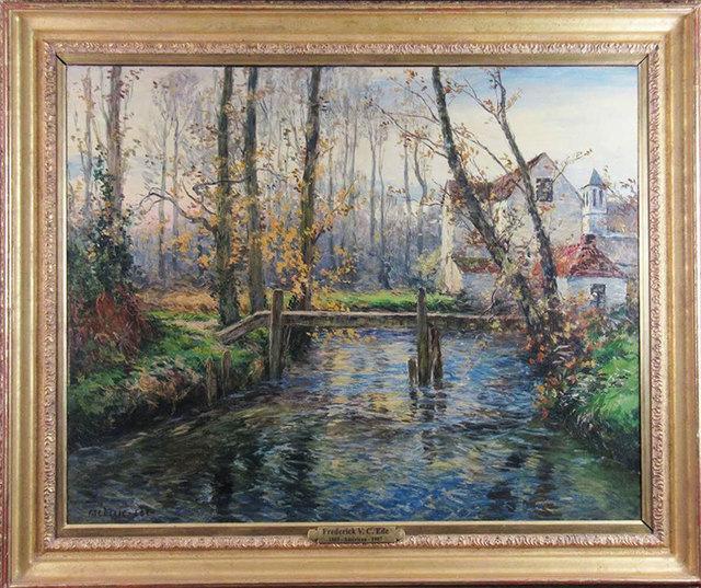 Frederic Charles Vipond Ede, 'October Mill Stream', ca. 1910, Janus Galleries