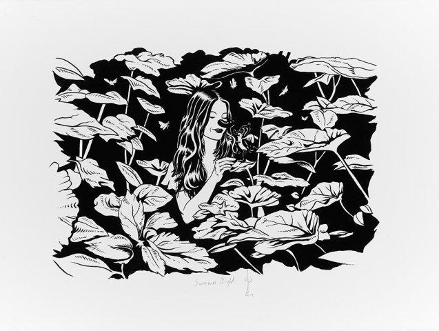 Victor Castillo, 'Summer Night', 2014, KP Projects