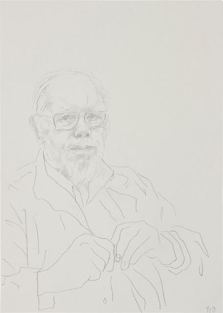 Jonathan Yeo, 'Portrait Study', 2019, Phillips