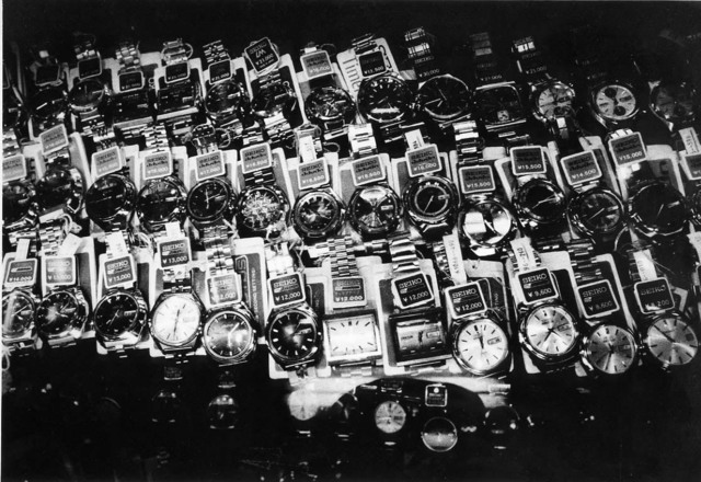 , 'Commodities,' 1974, Peder Lund